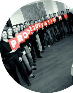 l'équipe de ProDégustation en 2011
