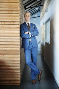 Pierre-Nicolas Schwab, expert de la satisfaction client en France et Belgique