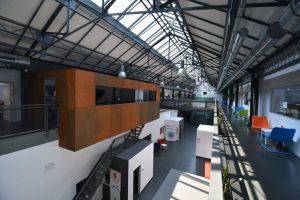 Bureaux d'IntoTheMinds à Bruxelles