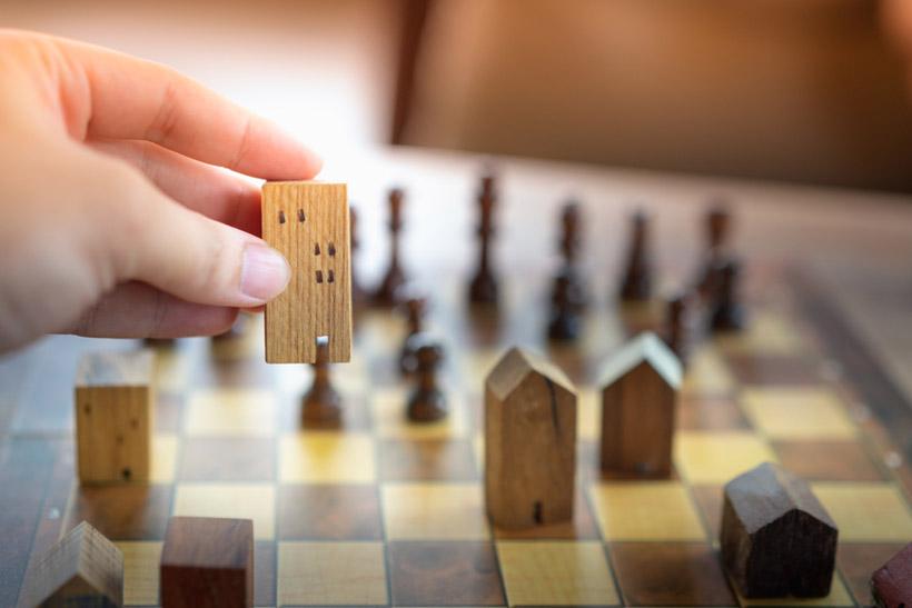 étude de marché en Belgique pour un logiciel de gestion immobilière