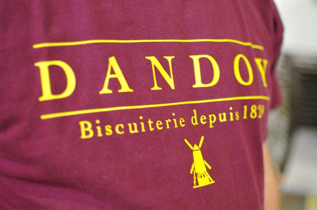 Visite à l'atelier Dandoy