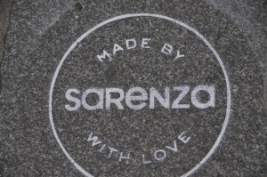 "Sarenza opens her Coffee Pop-up Shop  … ""with love"""