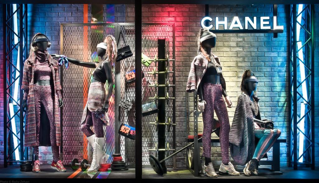 Chanel ouvre un pop-up shop à Bergdorf Goodman