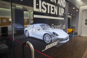 Le son de Porsche : histoires de la marque