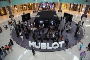 NOUVEAU DUBAI POP-UP STORE & PREMIER DÉFI HUBLOT