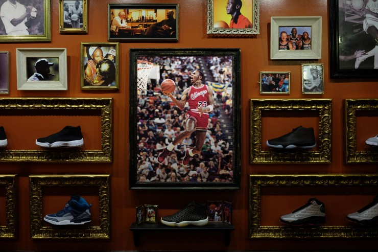 Extra Butter NY ouvre le the Jordan Legacy Club