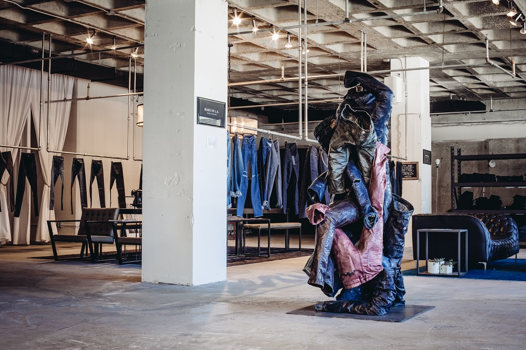 DNM Bar: LA – Pop-Up Shop de DSTLD Premium Denim