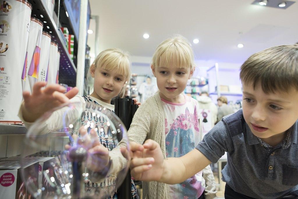 Le Musée des sciences pop up store – les attractions familiales les plus populaires pour Noël