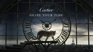 « The Man by Cartier » pop-up exhibition at Harrods