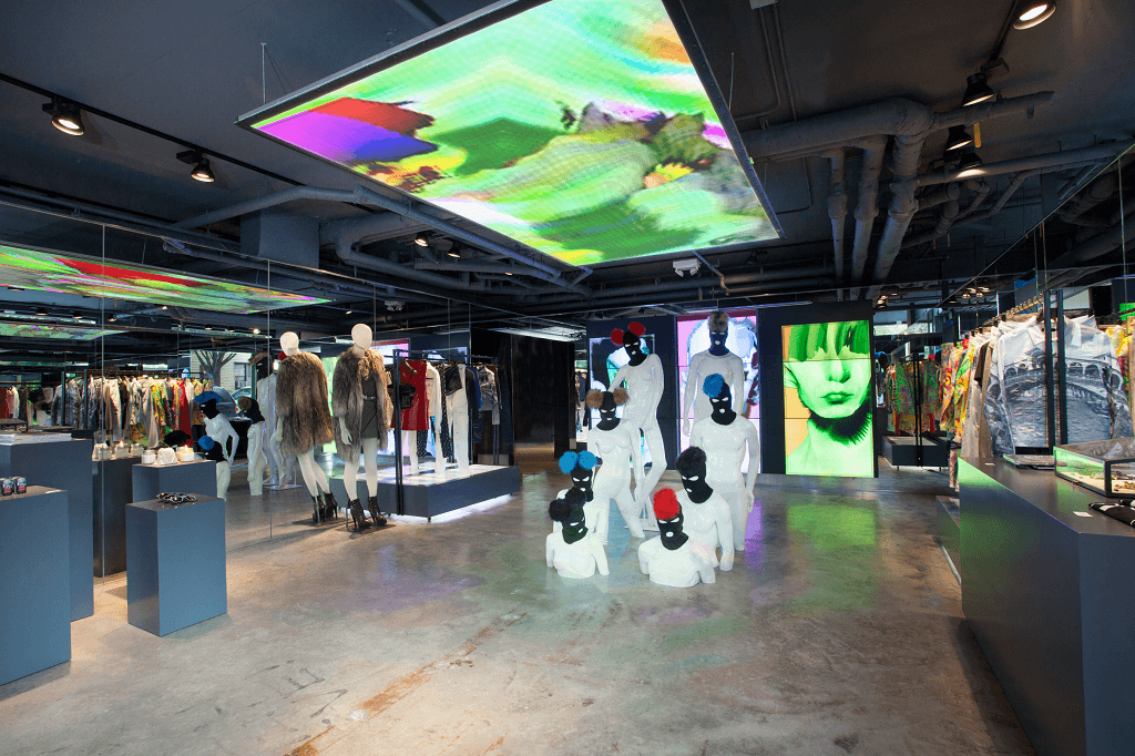 Premier Pop Up Shop Diesel à Williamsburg