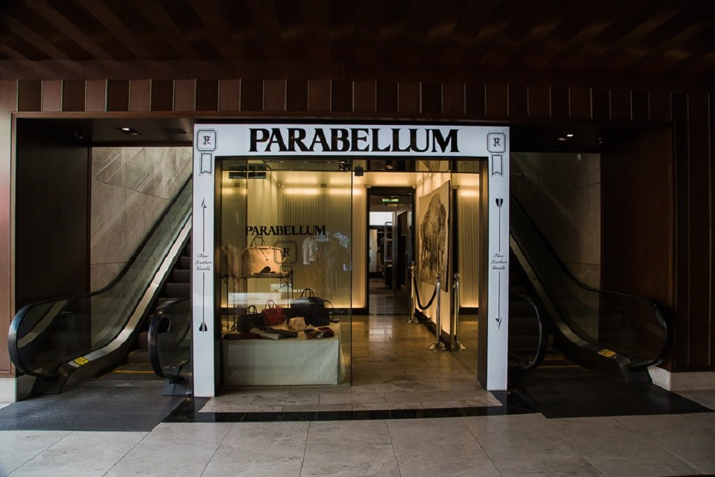 Parabellum vacances 2014 – nouveau pop-up store à The Grove