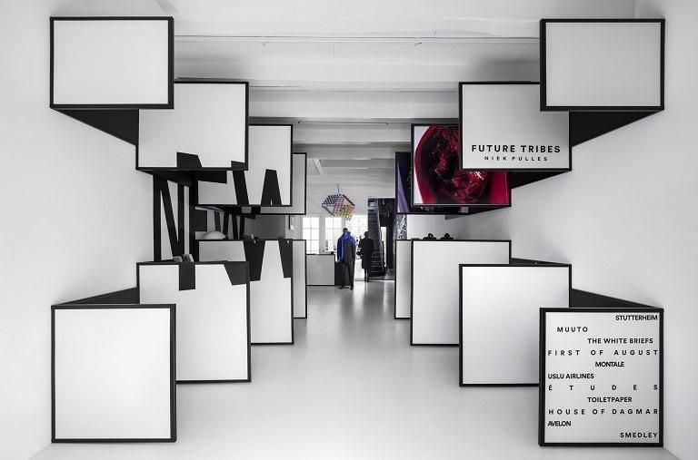 Frame Magazine & i29 architects ouvrent  le concept store de l'avenir