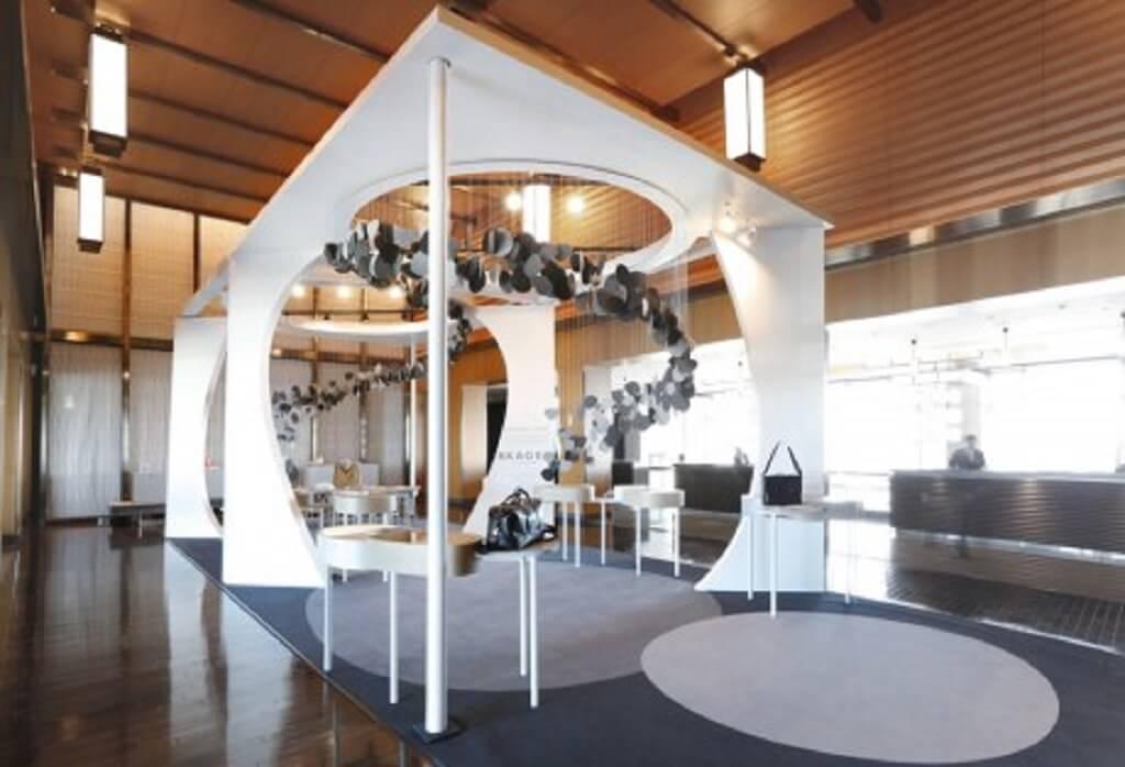 Skagen & UXUS lance pop-up shop à Mandarin Hotel à Tokyo