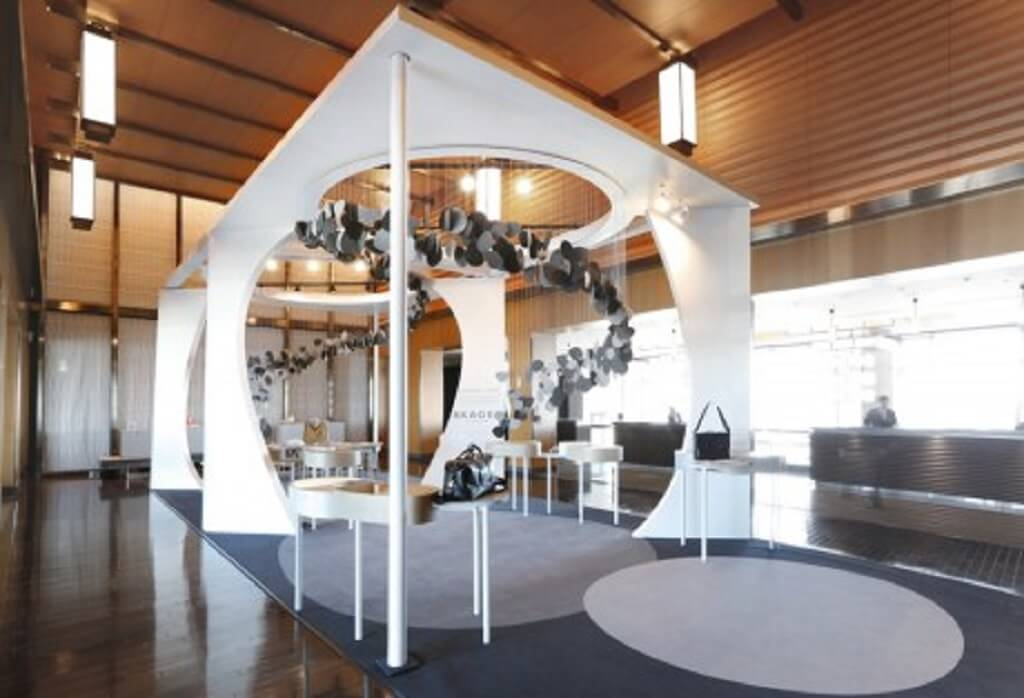 Skagen & UXUS launches pop-up shop at Mandarin Hotel in Tokyo