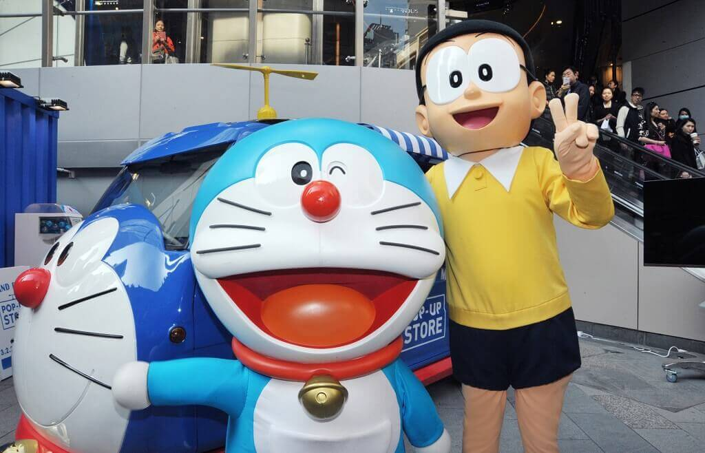 Stand by Me : le Doraemon pop-up store mobile ouvre au Hysan Place & Lee Theatre