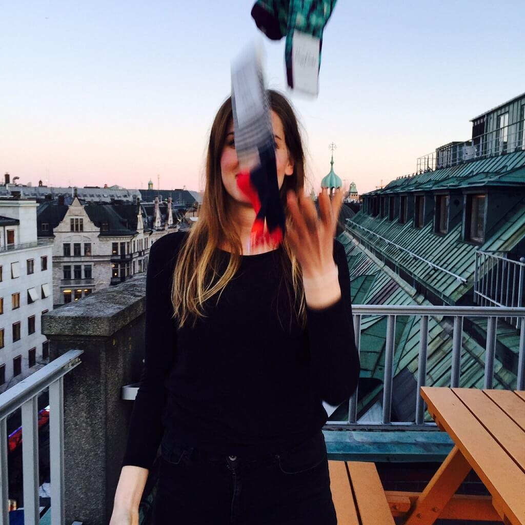 INTERVIEW OF My Johansson Retail Coordinator on HAPPY SOCKS