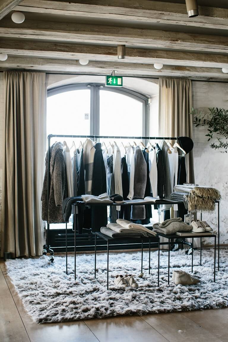 "Club Monaco and Noma Restaurant Present ""The Bowline"" Pop-Up Store"