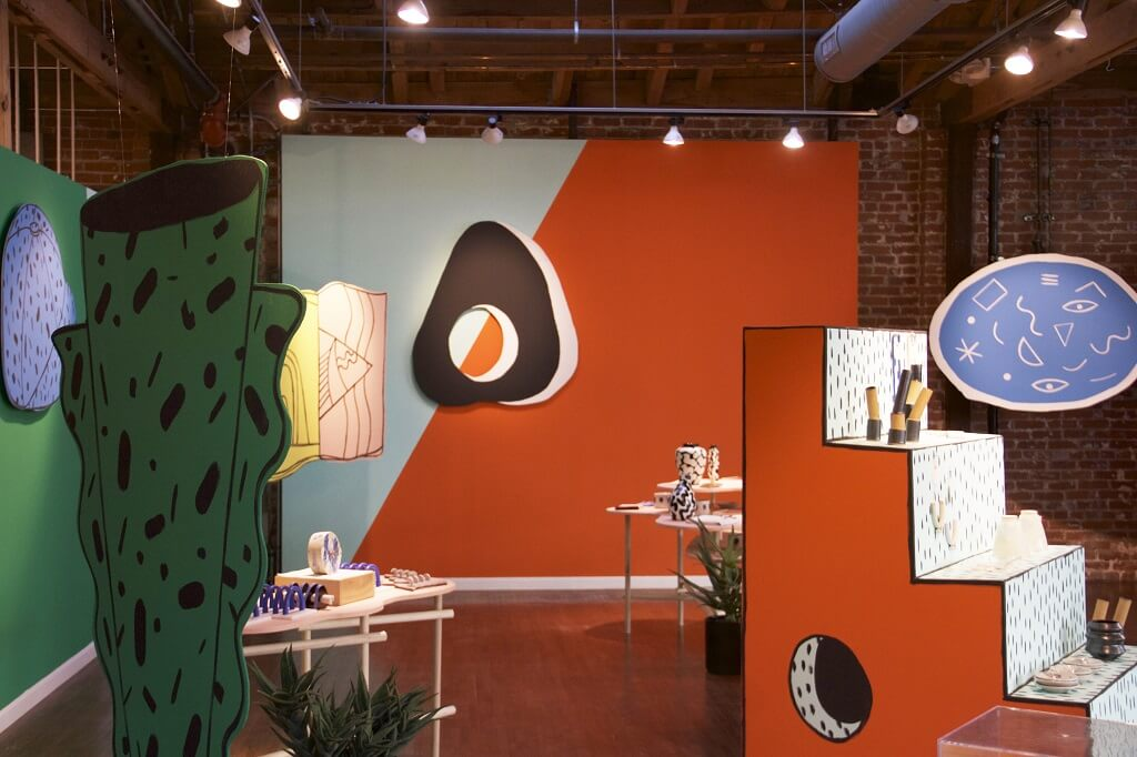 "Sight Unseen hosting ""Think Big!"" – pop-up shop @ Space 15 Twenty"