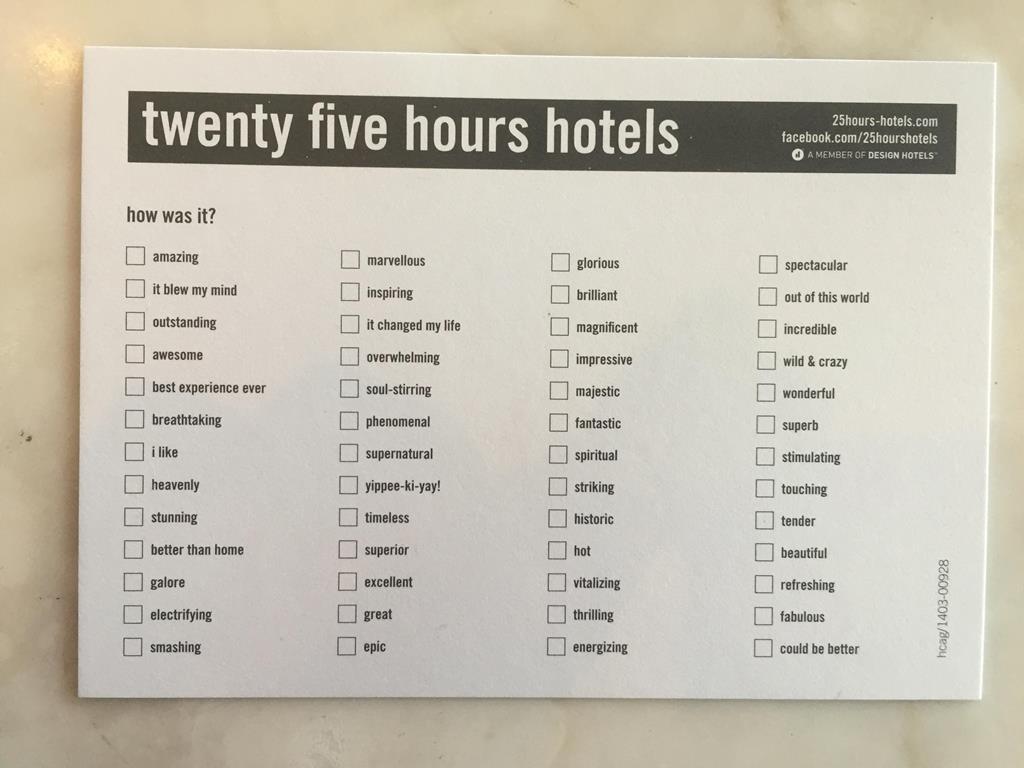 Hotel customer satisfaction questionnaire. Custom paper Academic ...