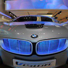 BMW utilise la réalité augmentée dans son flagship store. Devinez pour quoi …