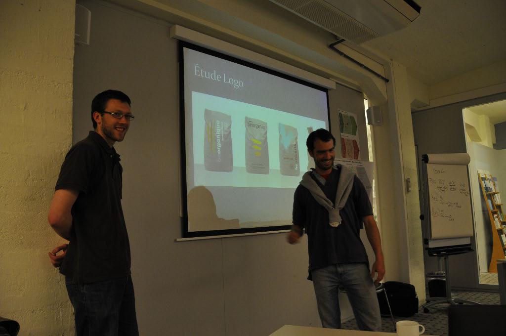 BSE Academy : les participants présentent leur étude de marché