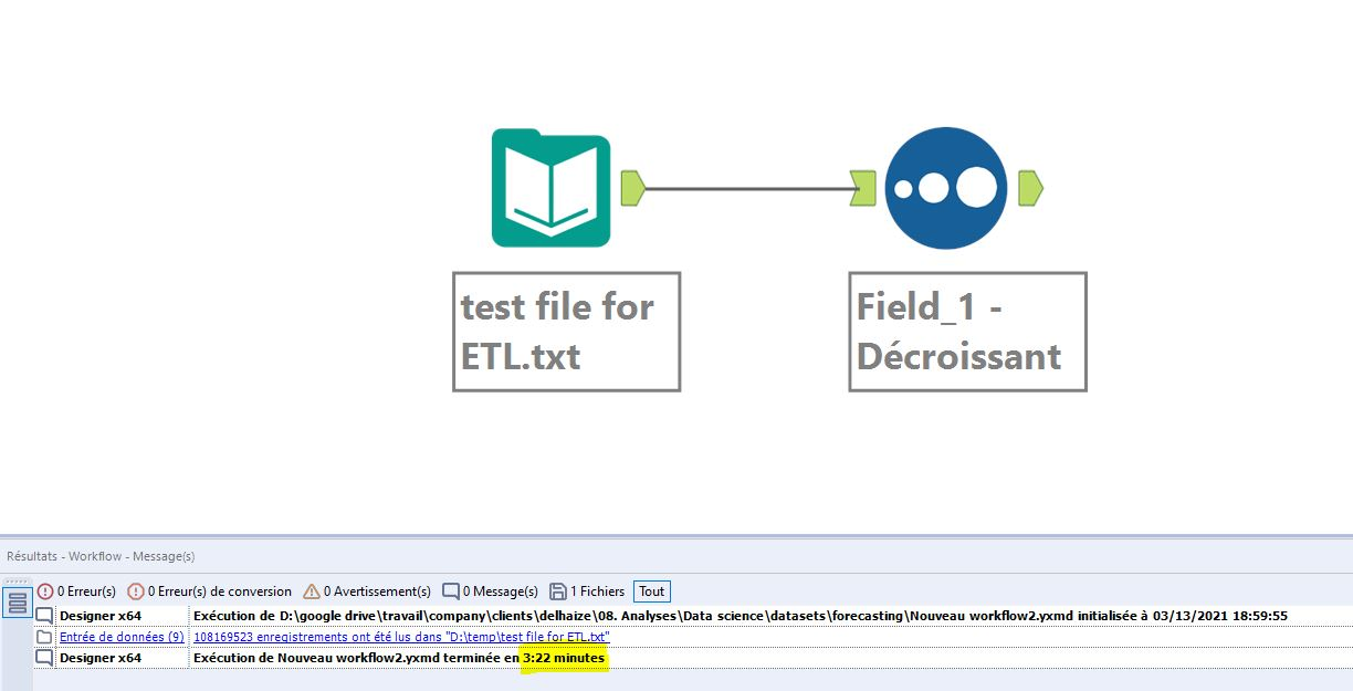 processing 108 millions lines in Alteryx