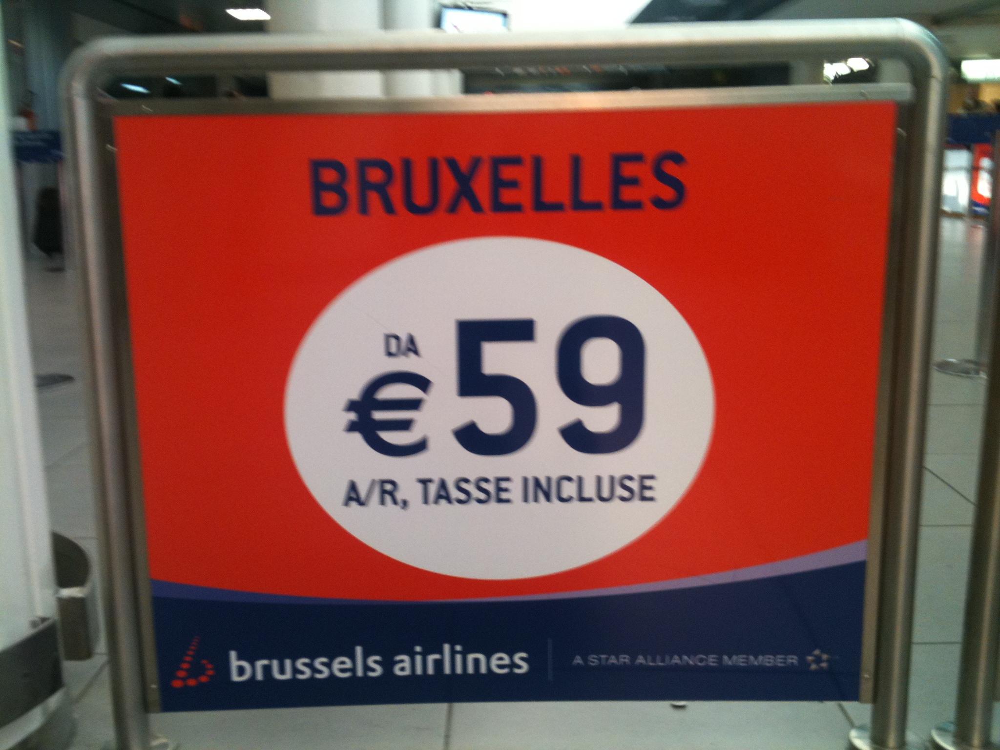 SN Brussels Airlines wants Ryanair's customers