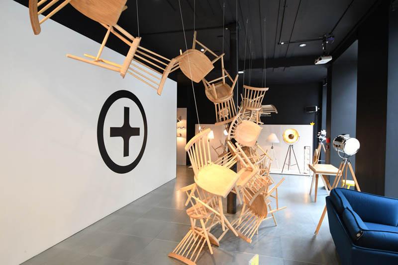 un magasin bourr d 39 innovations pas seulement. Black Bedroom Furniture Sets. Home Design Ideas