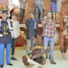 Impression 3D : l'histoire des figurines 3D Moimee