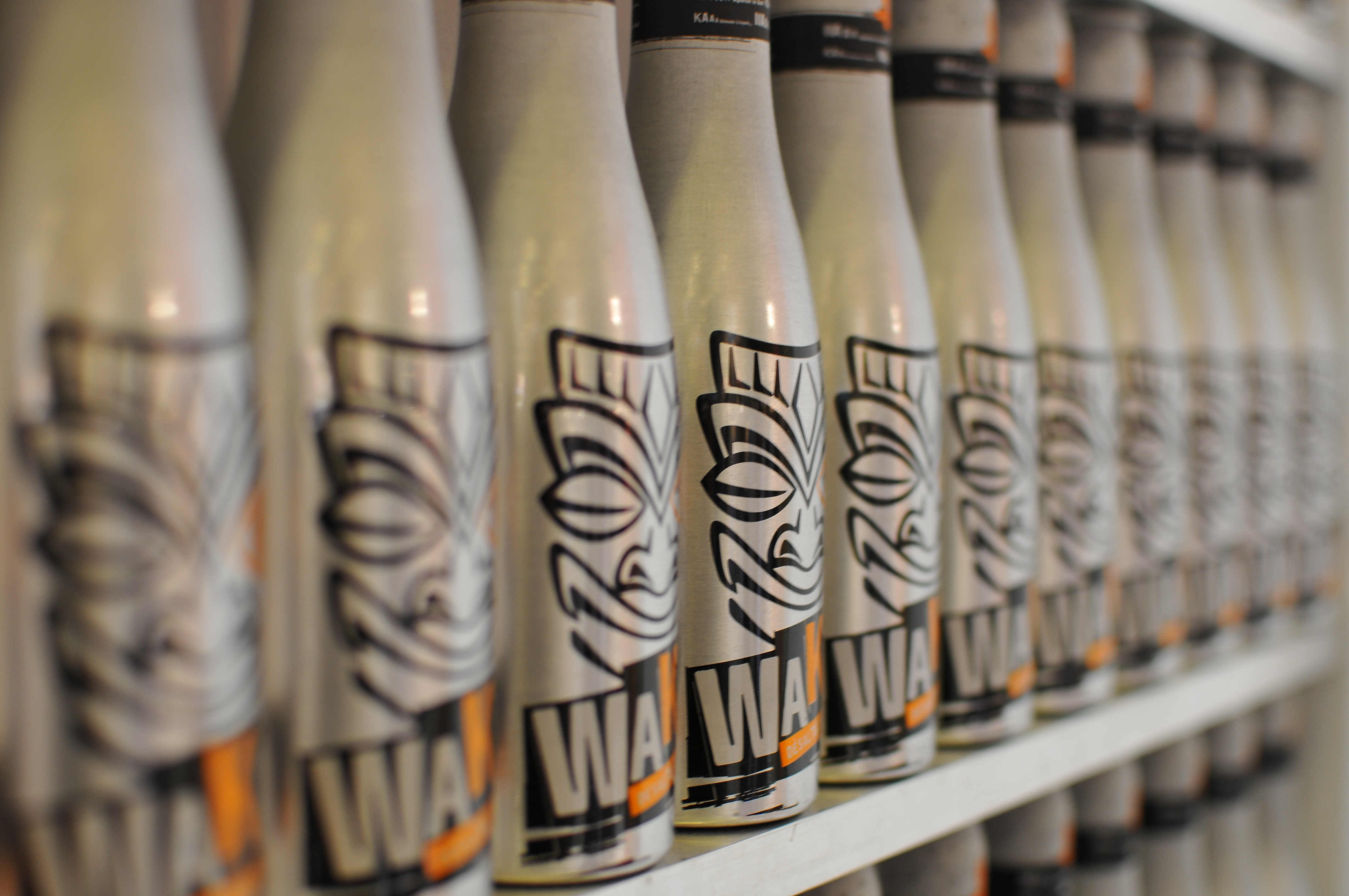 Waka, an energy drink and a great entrepreneurial adventure