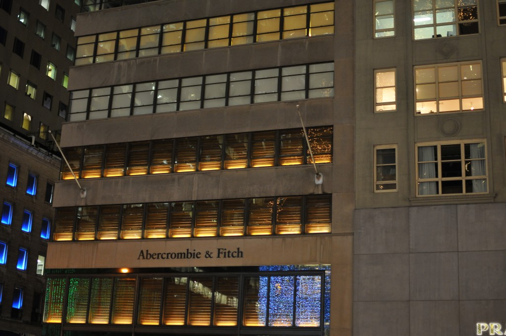 Decrypting Abercrombie & Fitch stores