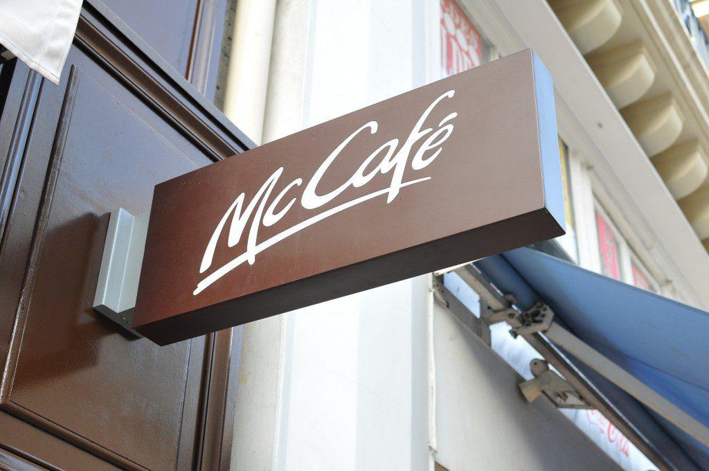 McCafé … la bête noire de Starbucks