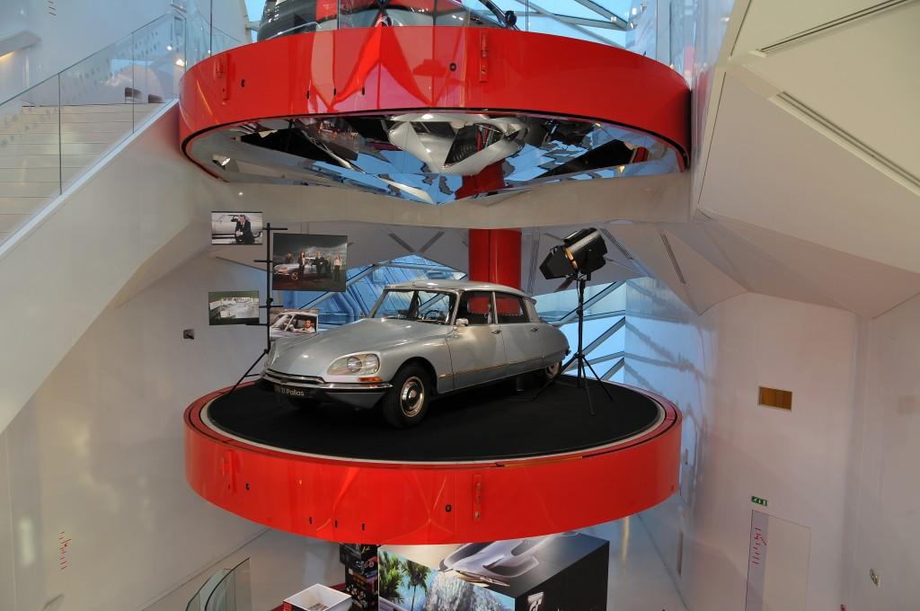 Citroën flagship store