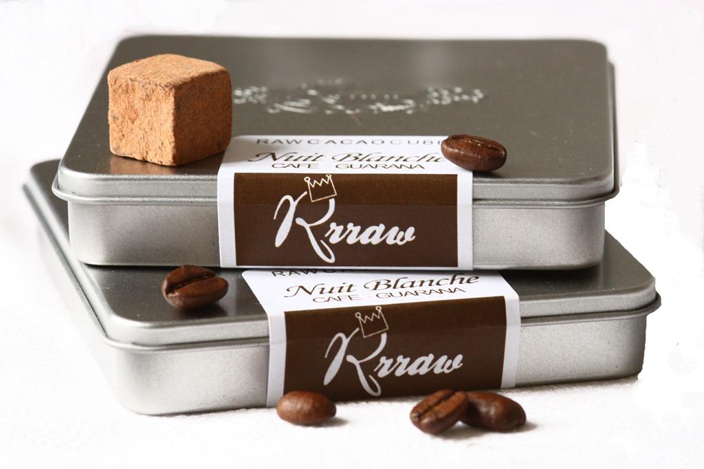 Nouvelle tendance sur le marché des aliments : le chocolat « raw »