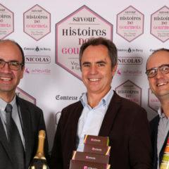 Van een gek idee tot een succesvolle onderneming: Savour Histoires de Gourmets, lees meer over ons interview met Jérôme Fourest