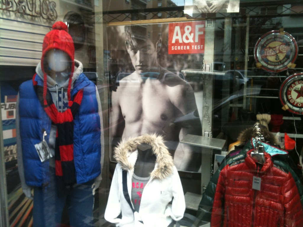 Will Abercrombie & Fitch's European strategy be the beginning of the end?