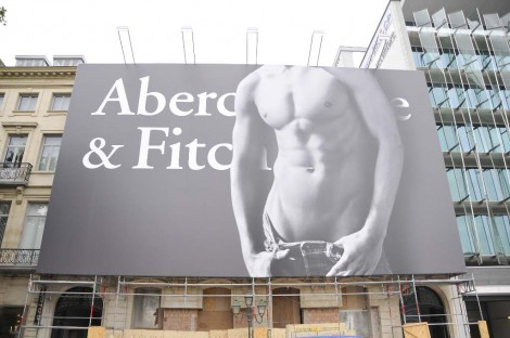 magasin Abercrombie & Fitch