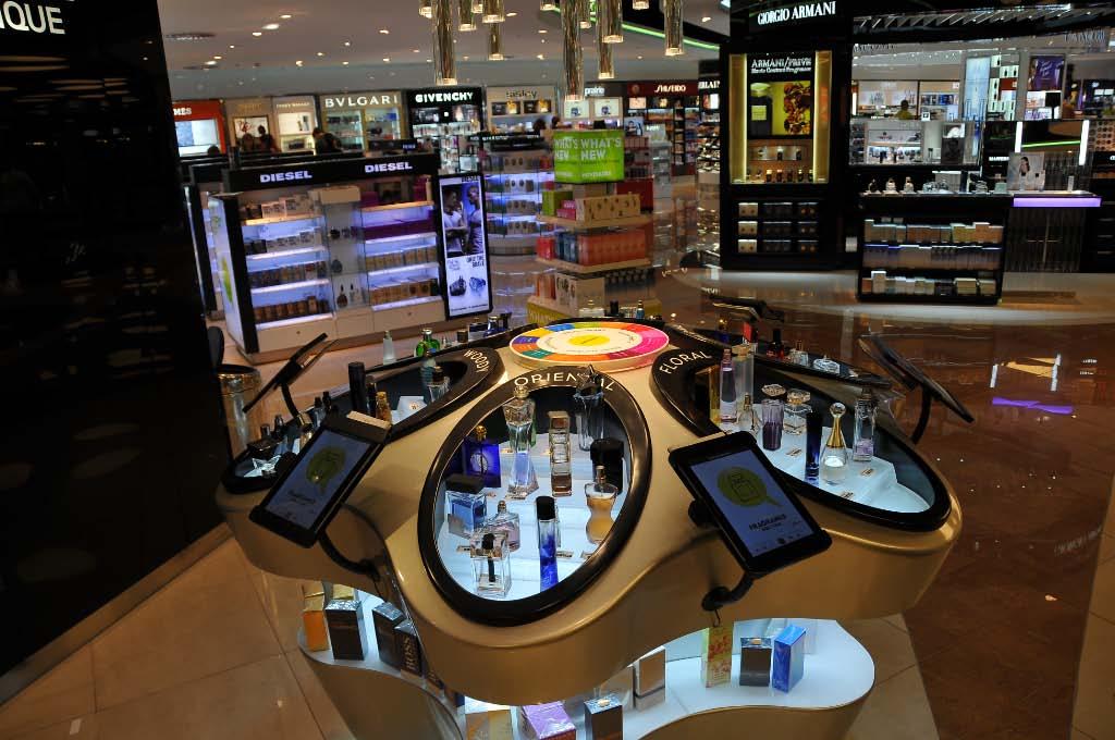 Quand parfum rime avec numérique