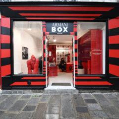 De Armani Box pop-up winkel: een use case om loyauteit te stimuleren