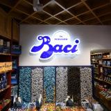 The Bacio Perugina has its own store in Perugia