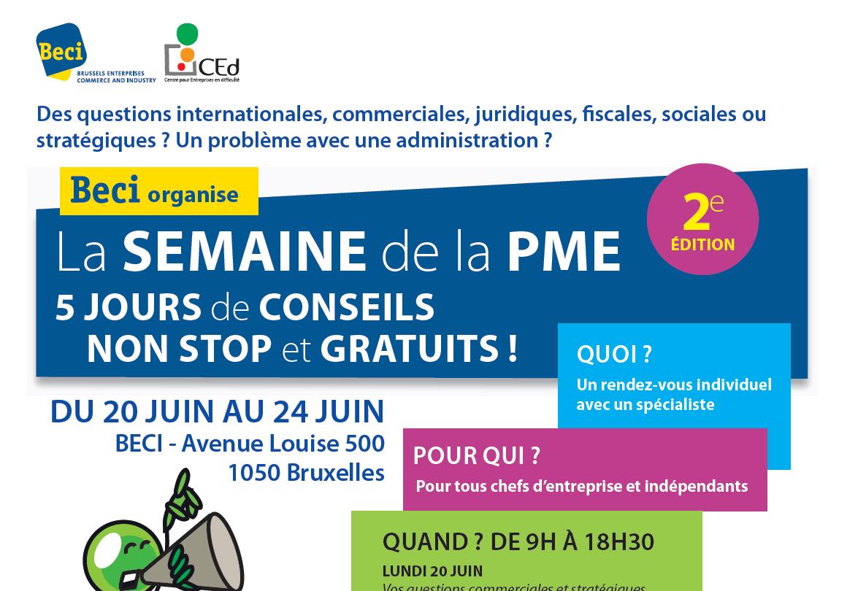 IntoTheMinds participe à la semaine de la PME