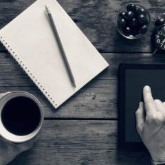 Bloggen als een professional, het kan: mijn werkroutine
