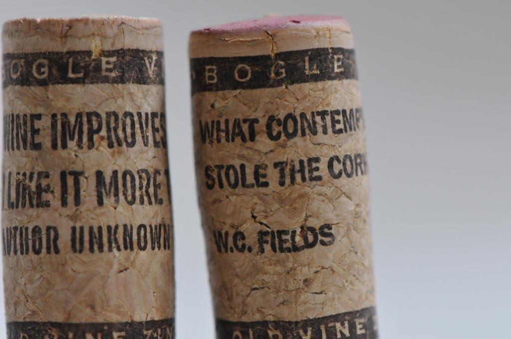 Ouvrir une bouteille de vin .. quoi de plus banal ?