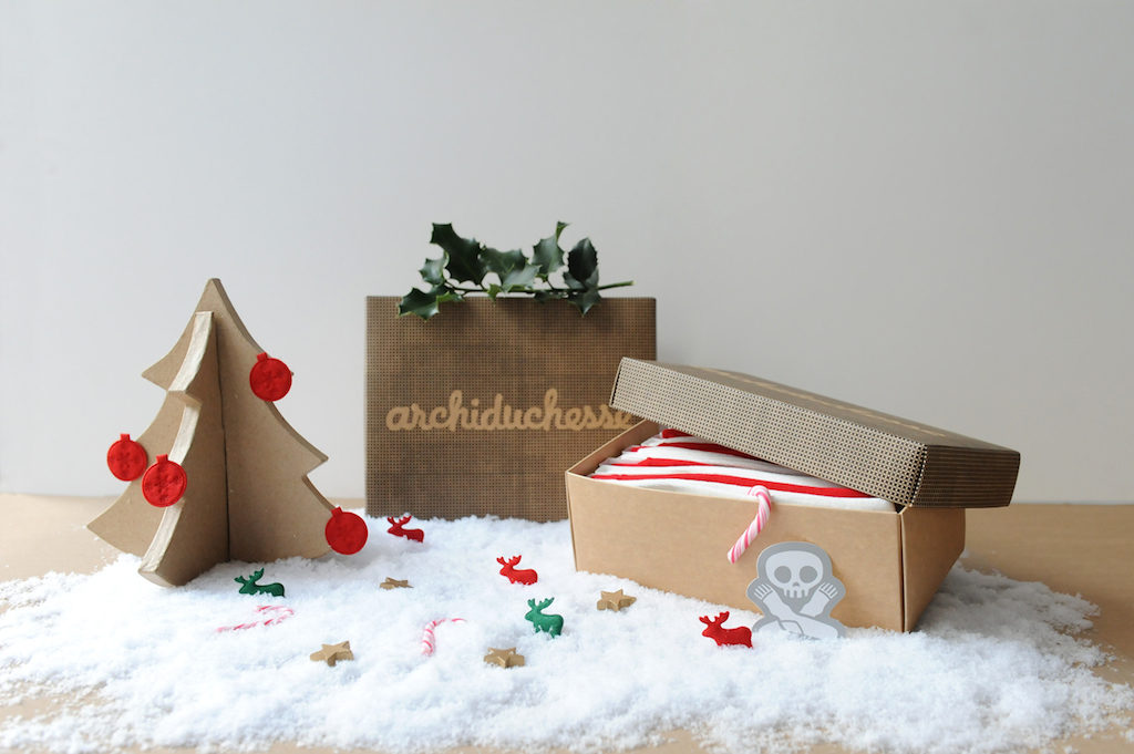christmas box archiduchesse