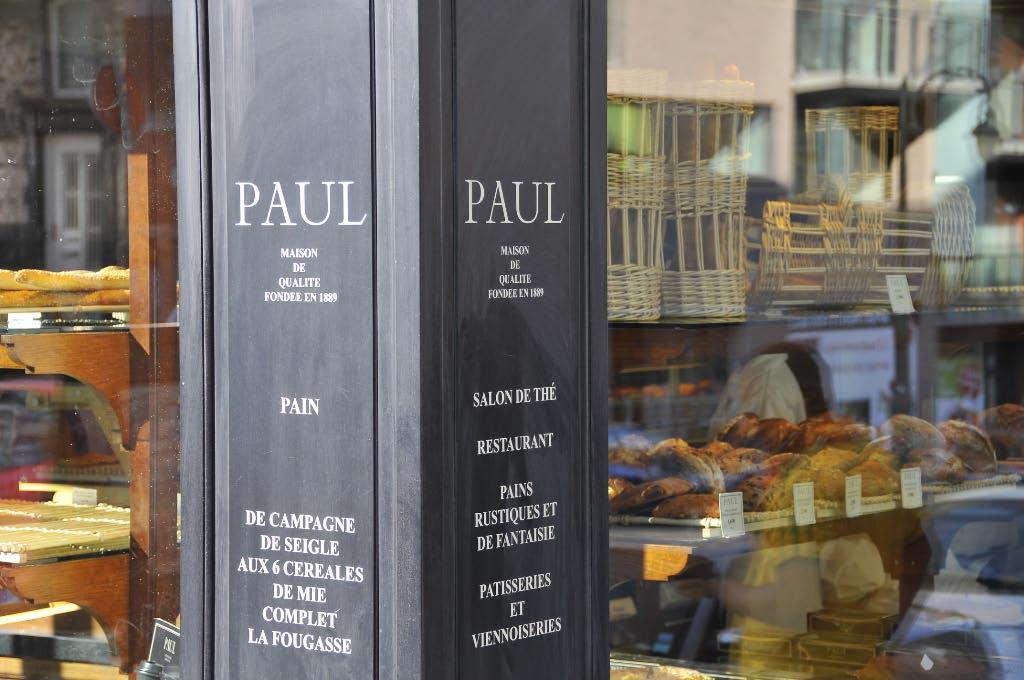 Boulangeries Paul : quand le service ne colle pas avec l'image