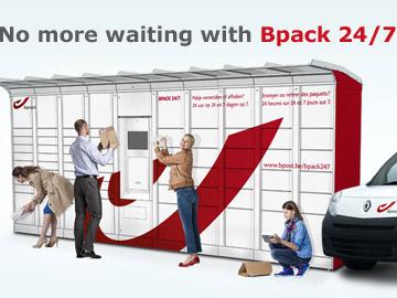 Innovation dans le secteur postal: le self-service est la tendance du moment