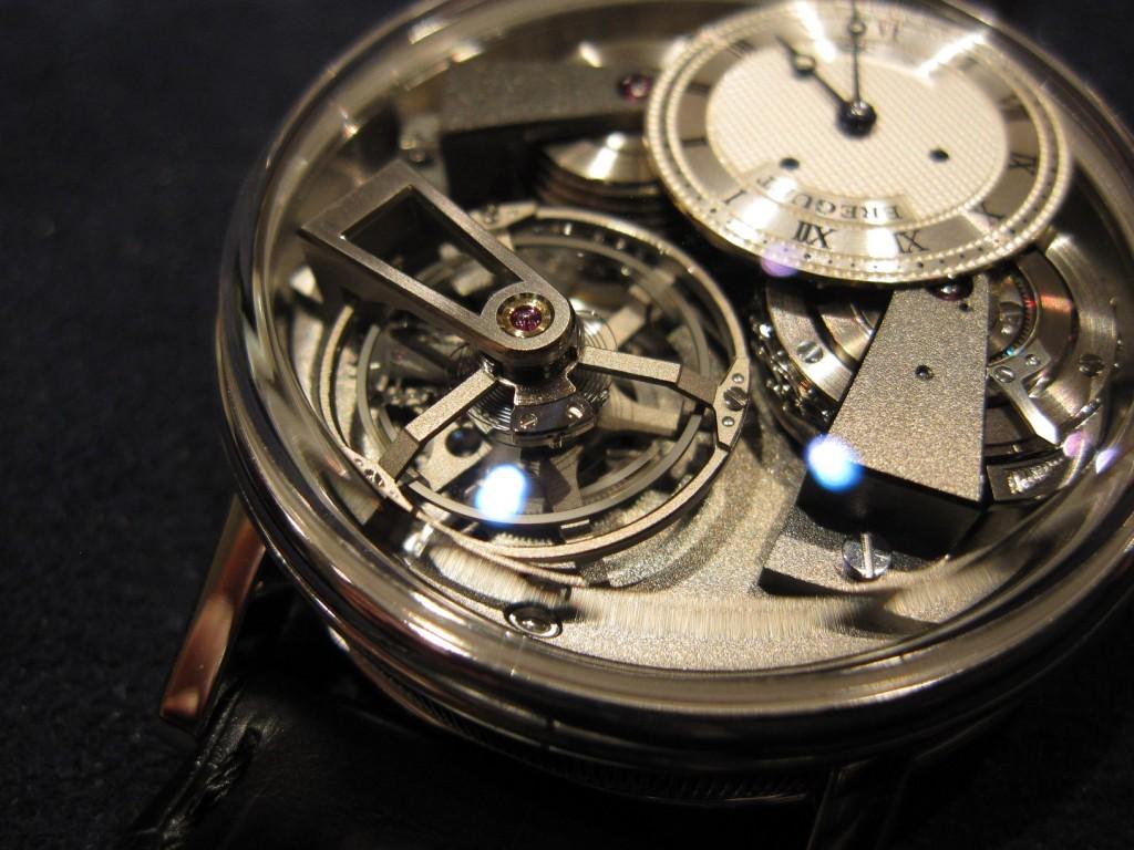 Inventez une identité : le cas des montres Breguet
