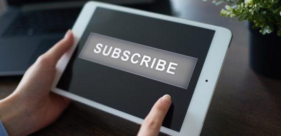 Het abonnement bedrijfsmodel verandert…en niet op een goede manier