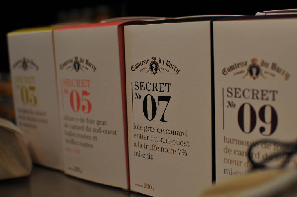Comtesse du Barry parie sur le foie gras en édition limitée