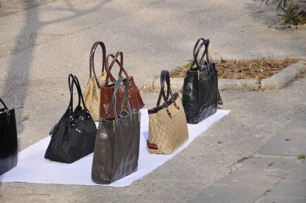 Bottega Veneta et les contrefaçons